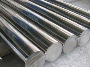 Stainless Steel Round Bright Bars