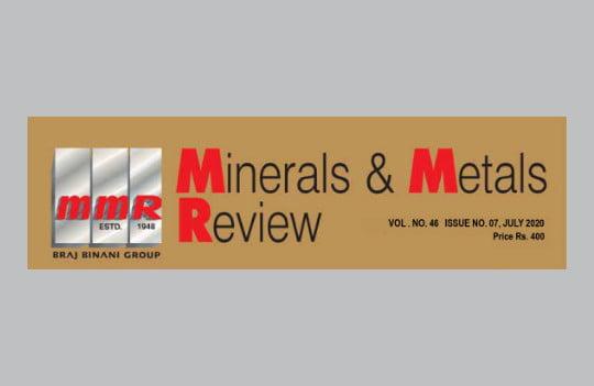 MMR Monthly magazine